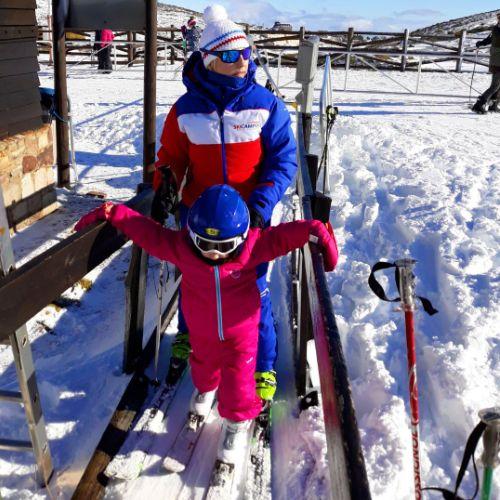 clase-esqui